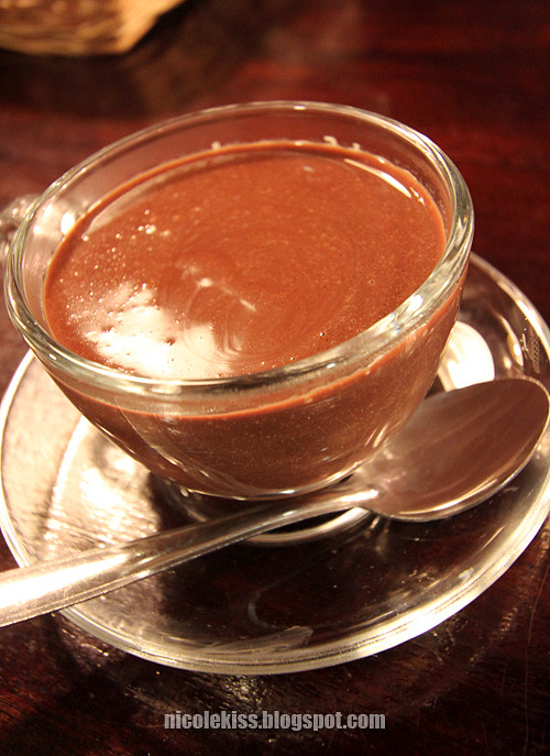 super thick chocolate drink