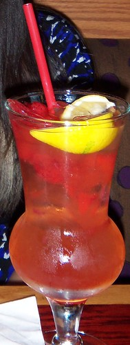 Absolutely Absolut Freckled Lemonade