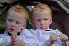 Montréal. Le défilé des jumeaux 2011 (gilmarcil) Tags: boy festival kids children twins child montréal parade enfants gilles garçon jumeaux justforlaughs justepourrire marcil 2011 défilédesjumeaux