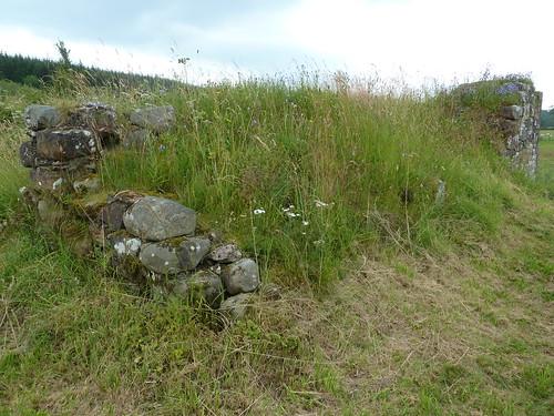 Mangerton Castle, Clan Armstrong
