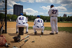 baseball in central park north meadow-10 (guneyc) Tags: nyc newyorkcity newyork baseball centralpark baseballfield rbi baseballleague recreationcenters northmeadowballfields sportsinnewyorkcity
