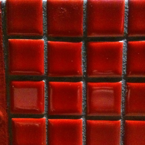 red. tiles.