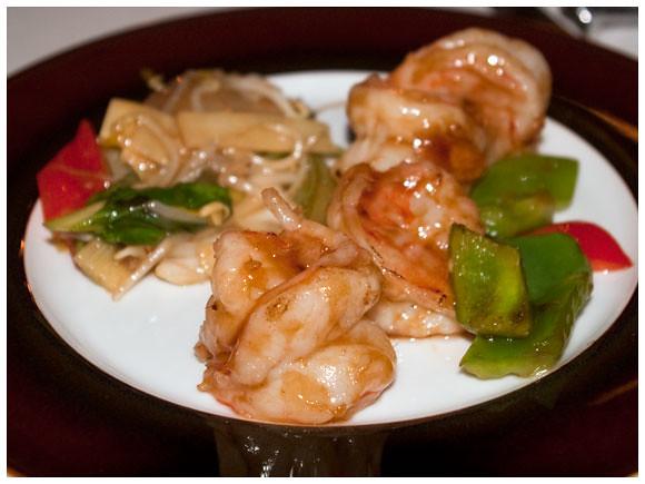 Tse Fung garlic shrimp - Geneva Foodie