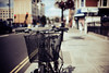 bicycle (In Memory Lane~) Tags: summer london bicycle 35mm dof bokeh mark ii 5d 35l
