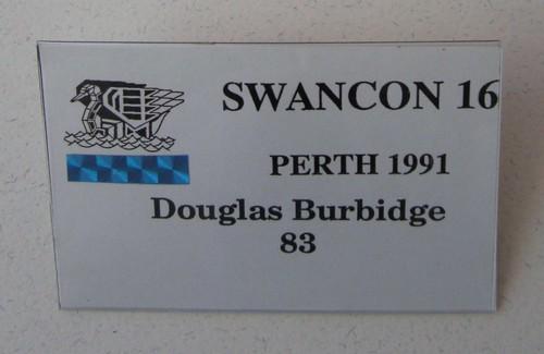 Swancon 16 badge