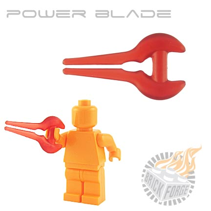 Power Blade - Trans Red