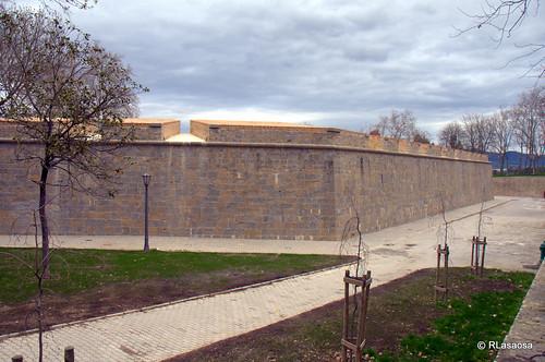 El Fortín de San Bartolomé, Pamplona