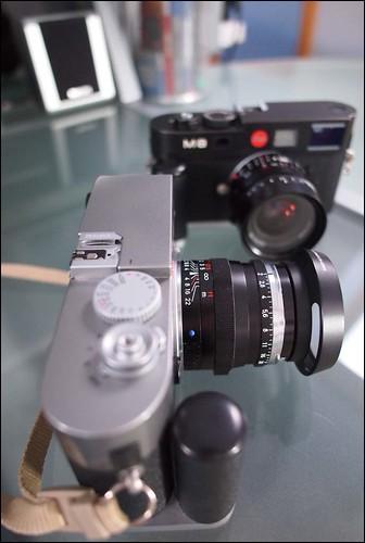 Olympus E-PL1 12mm lens