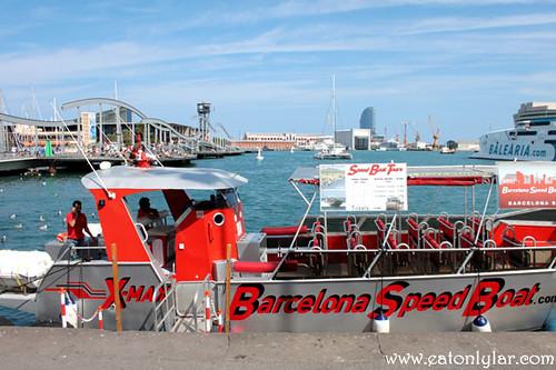 Barcelona Speed Boat