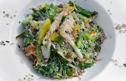 Aziatische Glasnoodle Salade van Kasia Vermaire