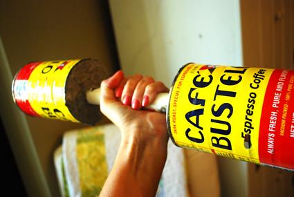 Coffe builds muscles (it's true!)