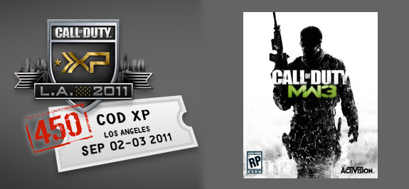 GameStop Call of Duty XP Tournament Entry giveaway