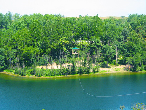 The Wilds Zipline