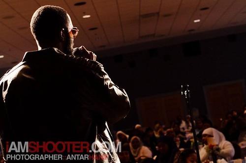 Khalil Ismail, Muslim rapper