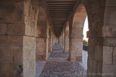 Architechture in Lerma (Rafael Llesta) Tags: architecture canon spain arches lerma 60d