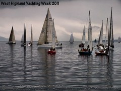 West Highland Yachting Week 2011