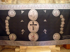 "Altar Vorhang in Hah • <a style=""font-size:0.8em;"" href=""http://www.flickr.com/photos/65713616@N03/6011934324/"" target=""_blank"">View on Flickr</a>"