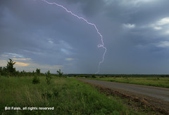 Lightning Whip _MG_3334R (CP Images) Tags: light sky storm nature rain weather clouds outdoors energy day force power kansas thunderstorm lightning prairie flinthills cpimages