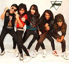 NUCLEAR STRIKES adalah band yang berasal dari Kajang