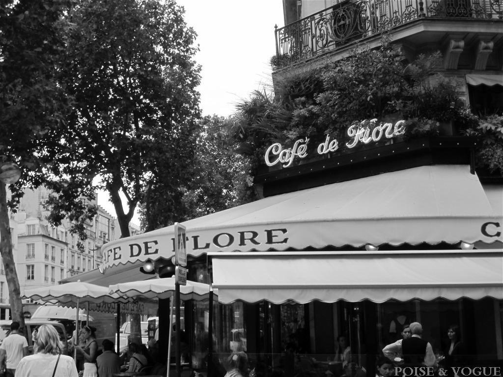 Paris Café de Flore 2