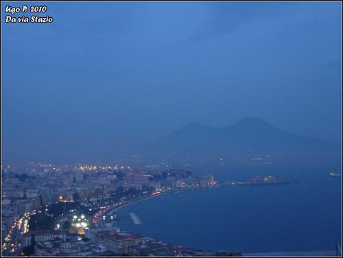Napoli - Da via Stazio