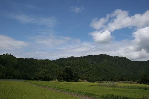 Clear sky!