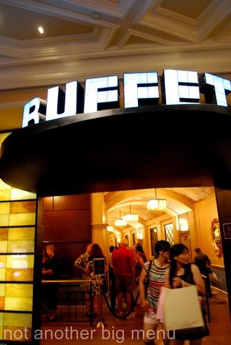 Las Vegas, Nevada - Bellagio buffet