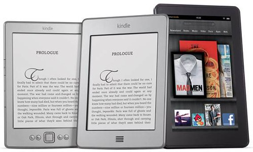 Amazon Kindle Touch Fire