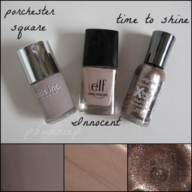 Fall Nail colours 2011
