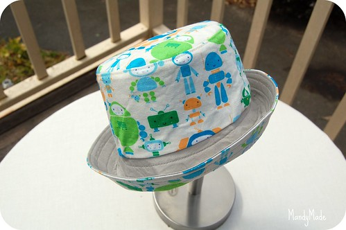 Baby's Hat - reversible #3