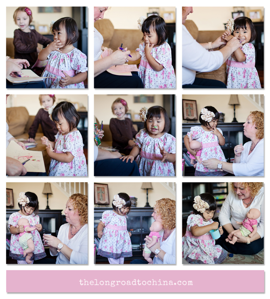 Speech Therapy Collage