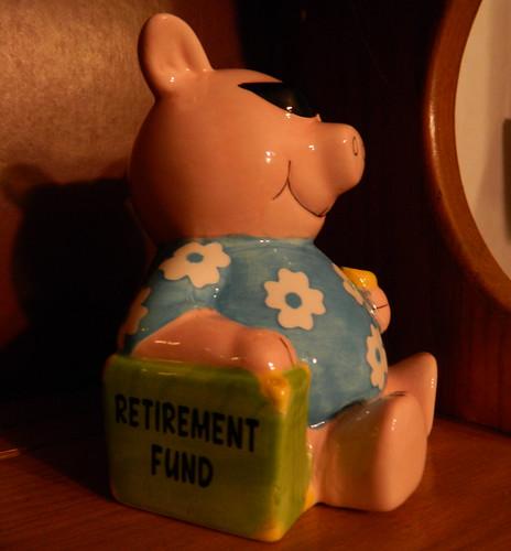 Retirement Pig