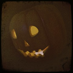 """Halloween"" iPhone + Hipstamatic Stop Motion Video - Scene 16"