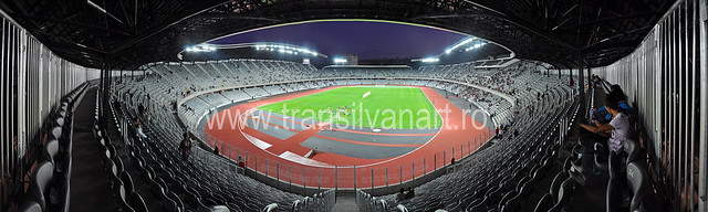 Grand Opening of Cluj Arena, October 1, 2011