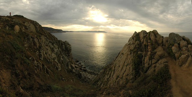 Cabo Ortegal desde estaca de Vares