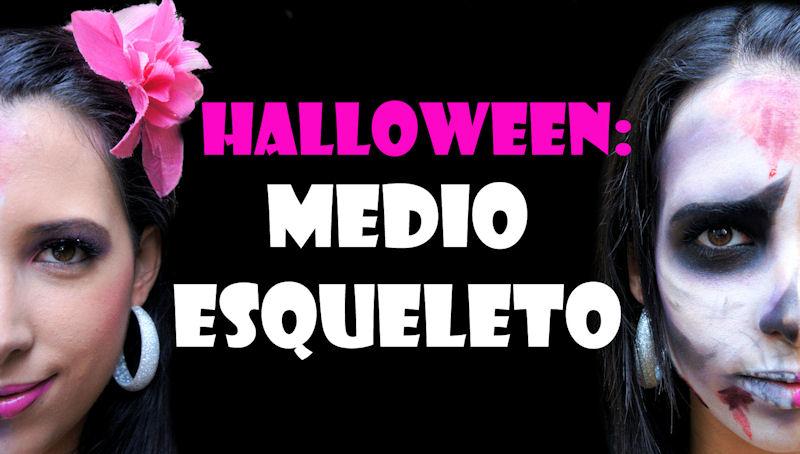 HALLOWEEN: MEDIO ESQUELETO