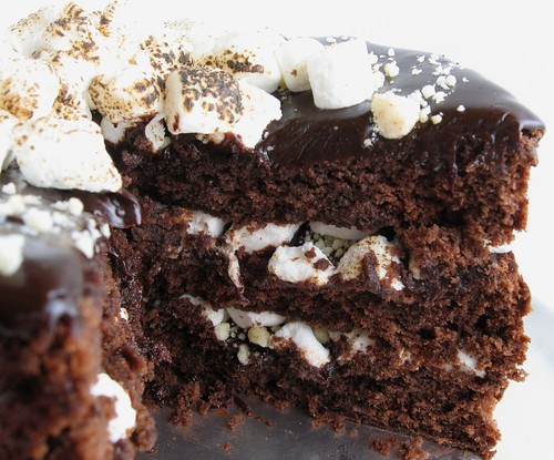Chocolate Malt Cake Frosting Recipe