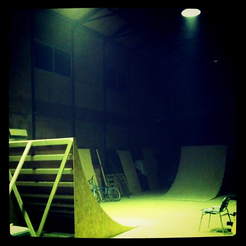 Indoor park project vol.2