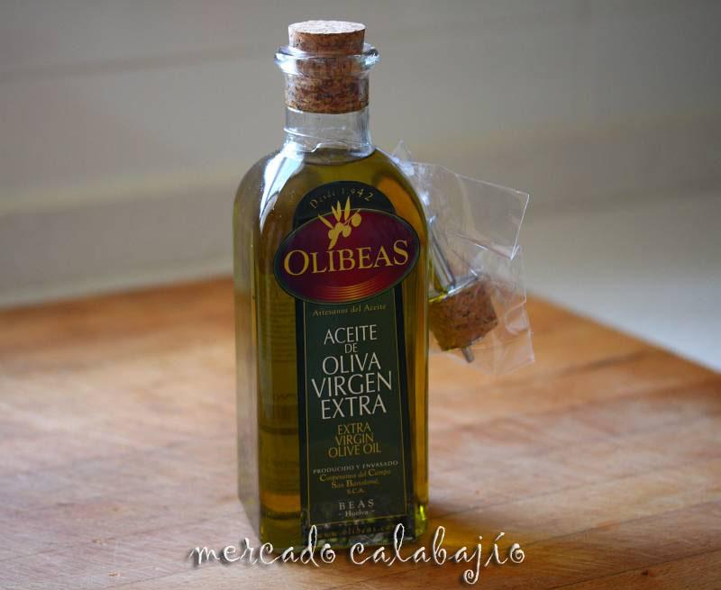 ACEITE DE OLIVA OLIBEAS IV