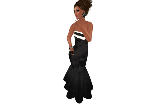 VictoriaV - Celina Evening Gown by Cherokeeh Asteria