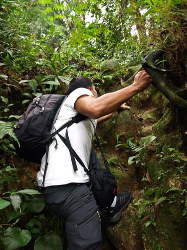 Trekking duro