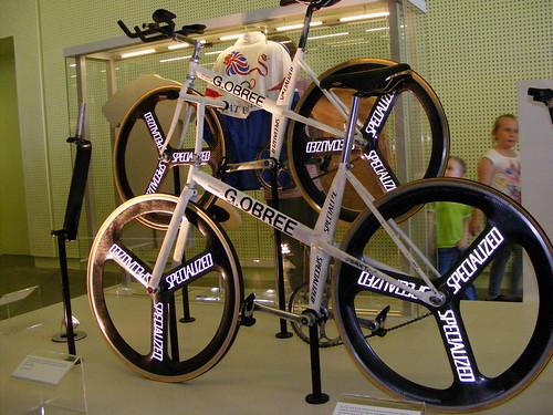Obree's bike