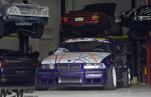E36 Compact Drift E36 m3 Drift Purple 2