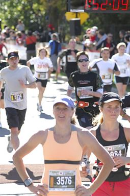 9) Half-Marathoners from Ottawa, Gatineau & Area: stats and pics (Kristine - Maria)