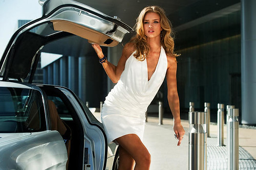 Rosie Huntington-Whiteley in Transformers 3: Dark of the Moon (2011)