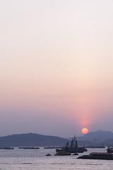 Sunset at Harbour City (*waito) Tags: sunset sun magic tst tsimshatsui magichour d700 waitoo