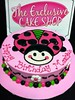 "Pink lady bug cake • <a style=""font-size:0.8em;"" href=""http://www.flickr.com/photos/40146061@N06/5912411043/"" target=""_blank"">View on Flickr</a>"