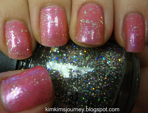 China Glaze - Sprinkles + Nova