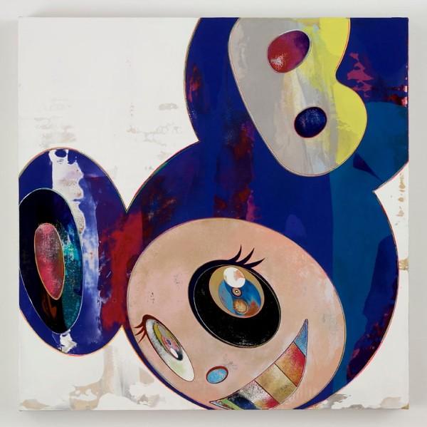 Takashi Murakami - Artist works