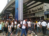 Crowd at Jalan Imbi by freemalaysiatoday